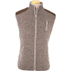 Laundromat Men's Yale Fleece Lined Vest Medium Natural