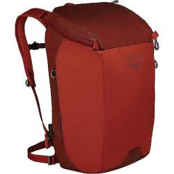 Osprey Transporter Zip Top Pack Ruffian Red