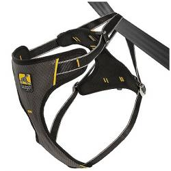 Kurgo Impact Harness Dog Seatbelt Black / Charcoal