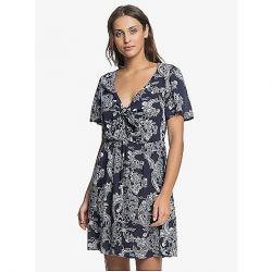 Roxy Women's Summer On Top Dress Mood Indigo Light Fairy