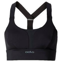 Odlo Women's Feminine Medium Sports bra Black