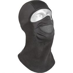 Hot Chillys Extreme Half/Half Balaclava with Chil-Block Mask Black/Black