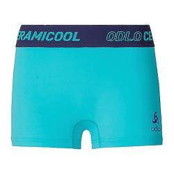 Odlo Women's Ceramicool Pro Panty Blue Radiance