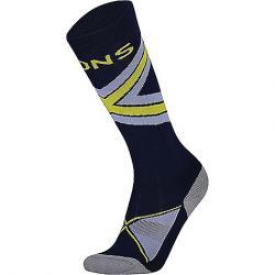 Mons Royale Women's Lift Access Sock Navy / Blue Fog