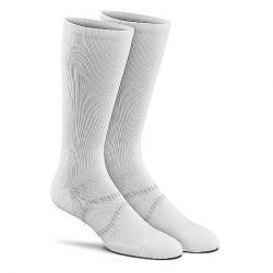 Fox River Velox LX Crew Sock Blanc