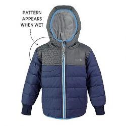 Therm Kids' Hydracloud Puffer Jacket Navy