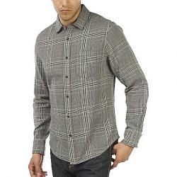 Jeremiah Men's Fillmore Reversible Print Plaid LS Shirt Barn