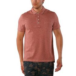 Jeremiah Men's Dixon Twist Yarn SS Jersey Polo Barn