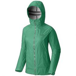 Mountain Hardwear Women's Exponent Jacket Green Mile