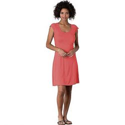 Toad & Co Women's Sama Sama Dress Spiced Coral