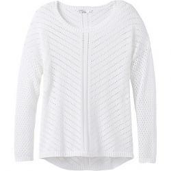 Prana Women's Parker Sweater White