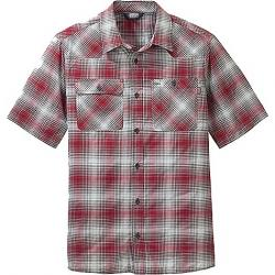 Outdoor Research Men's Growler SS Shirt Agate / Pewter