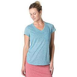 Toad & Co Women's Ember SS Tee Seaport