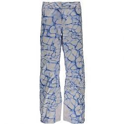 Spyder Women's Traveler Tailored Pant Waves Bling Print
