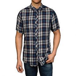 Jeremiah Men's Reverse Gauze S/S Shirt Astral
