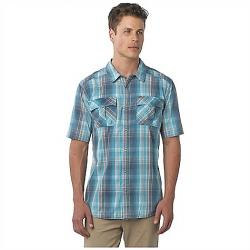Prana Men's Midas Shirt Blue