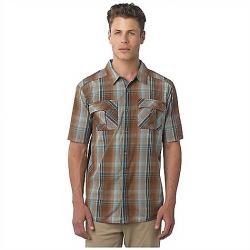 Prana Men's Midas Shirt Brown
