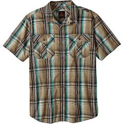 Prana Men's Ostend Shirt Dark Khaki