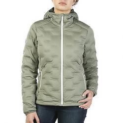 Mountain Hardwear Women's StretchDown DS Hooded Jacket Green Fade