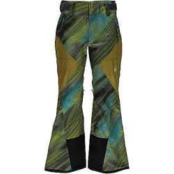 Spyder Women's Turret Pant Geo Rays Acid Print / Acid