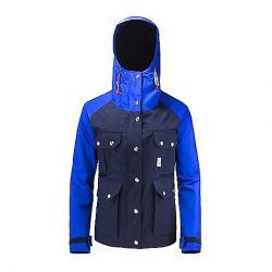 Topo Designs Women's Mountain Jacket Navy / Royal