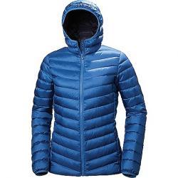 Helly Hansen Women's Verglas Hooded Down Insulator Jacket Stone Blue
