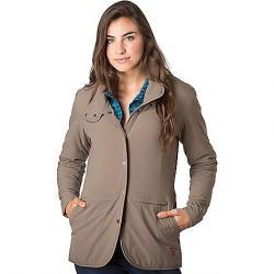 Toad & Co Women's Aerium Blazer Falcon Brown