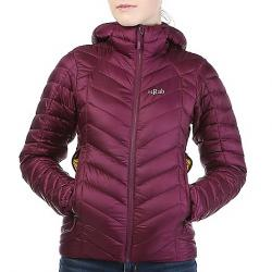 Rab Women's Nimbus Jacket Berry / Mimosa