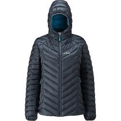 Rab Women's Nimbus Jacket Ebony / Tasman