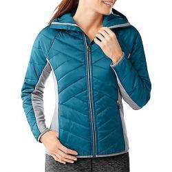 Smartwool Women's Double Corbet 120 Hoody Glacial Blue