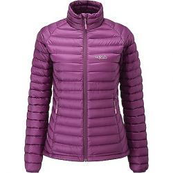 Rab Women's Microlight Jacket Berry / Tayberry