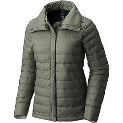 Mountain Hardwear Women's PackDown Jacket Green Fade