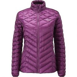 Rab Women's Altus Jacket Berry / Mimosa