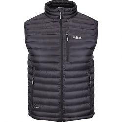 Rab Men's Microlight Vest Black / Shark