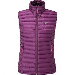 Rab Women's Microlight Vest Berry / Tayberry