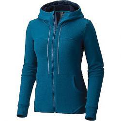 Mountain Hardwear Women's Sarafin Pro Hooded Sweater Dark River