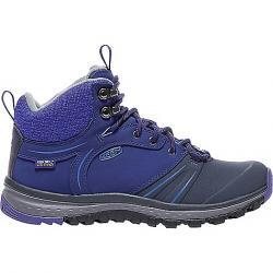 Keen Women's Terradora Wintershell Boot Blueprint / Royal Blue