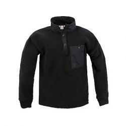 Topo Designs Women's Mountain Fleece Jacket Black F17