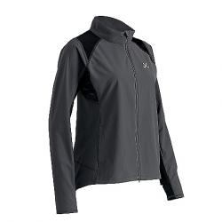 CW-X Women's Endurance Run Jacket Charcoal Grey