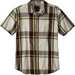 Prana Men's Ecto Shirt Rich Cocoa