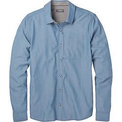 Toad & Co Men's Cutler LS Shirt Bright Indigo