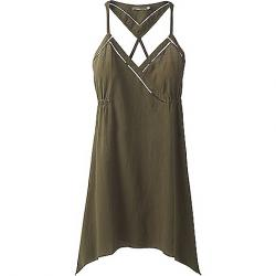 Prana Women's Darya Dress Cargo Green