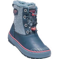 Keen Kids' Elsa Waterproof Boot Captains Blue / Sugar Coral