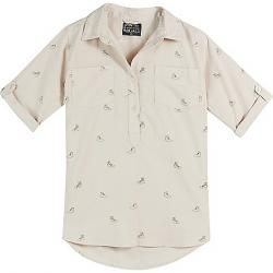 United By Blue Women's Tread Printed Popover Cream