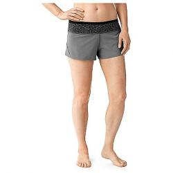 Smartwool Women's PhD Short Medium Grey Pattern