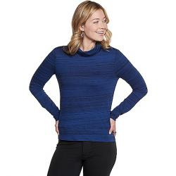 Toad & Co Women's Imogene LS Pullover Mariner Blue