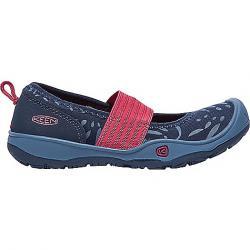 Keen Kid's Moxie Gore Flat Shoe Dress Blues / Raspberry Wine
