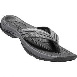Keen Women's Kona Flip Flop Steel Grey / Black