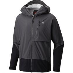 Mountain Hardwear Men's Superforma Jacket Shark / Black