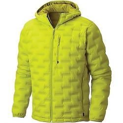Mountain Hardwear Men's StretchDown DS Hooded Jacket Fresh Bud
